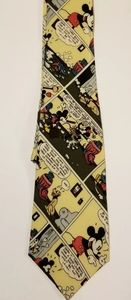 Disney MICKEY MOUSE Balancine The Tie Works Tie